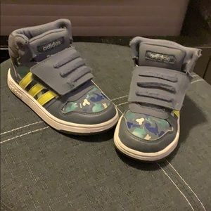 Other - Toddler hoops adidas sneaker